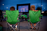 Wareham Crossing Movie Night